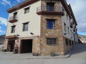 Apartamentos La Muralla de Cañete, Cuenca