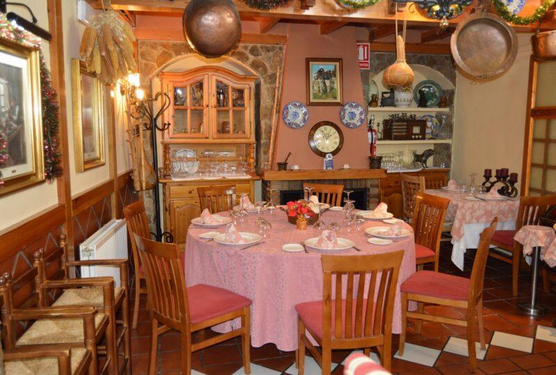 Restaurante en la Serranía de Cuenca